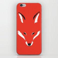 Foxy Shape iPhone & iPod Skin