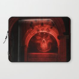 Witching hour in the House of Dead Laptop Sleeve