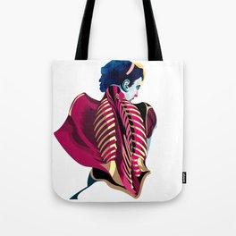 Anatomy 07a Tote Bag