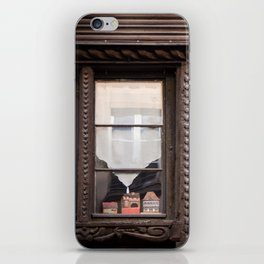 House-ception iPhone Skin