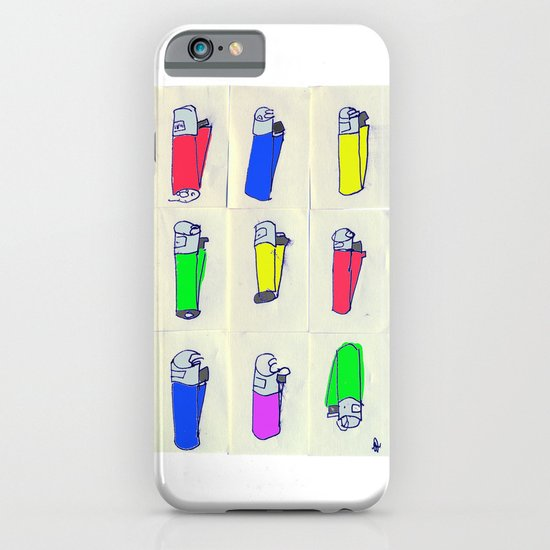 Nine Crap clippers. iPhone & iPod Case