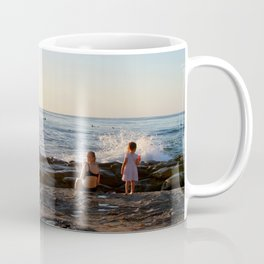 Seaside Family Coffee Mug