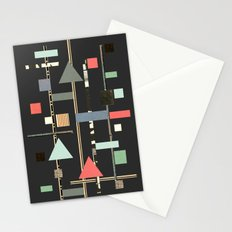Abstract Aztec No. 1 Stationery Cards