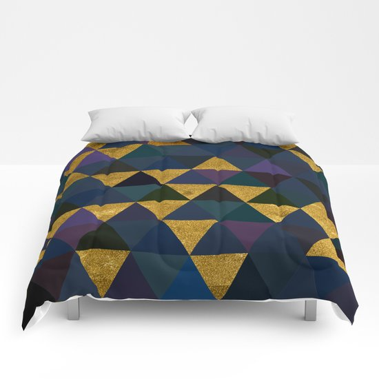 Abstract #318 Comforters