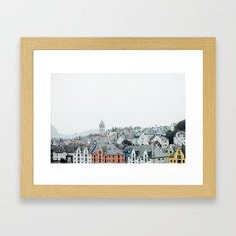 ålesund Framed Art Print
