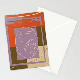 Interest Stationery Cards