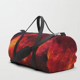 Nebula in Constellation Perseus Duffle Bag