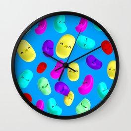 Jelly Bean`s Wall Clock