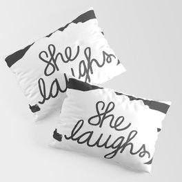 Proverbs 31:25 Pillow Sham