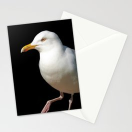 Dancing Seagull Stationery Cards