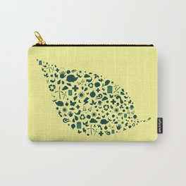 Eco Green Carry-All Pouch