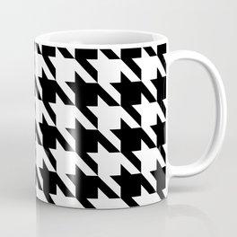 Classic Houndstooth Coffee Mug