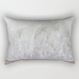 Crystalline 2 Rectangular Pillow
