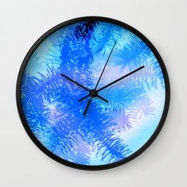 Natural Meditations, Fraser Fir Wall Clock