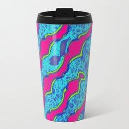Dragon Tail Slippers Travel Mug