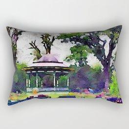 Gazebo One Rectangular Pillow
