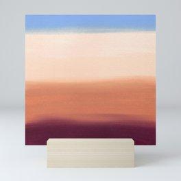 Desert Dust Storm Mini Art Print