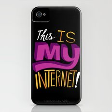 This is MY Internet! Slim Case iPhone (4, 4s)