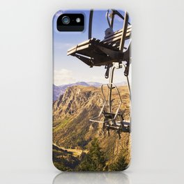 Come see Queenstown iPhone Case
