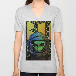311 astronout three eleven 2021 Unisex V-Neck