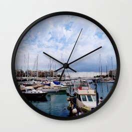 Piraeus, Greece Wall Clock