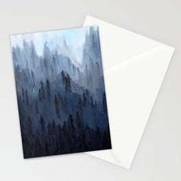 Mists No. 3 Stationery Cards