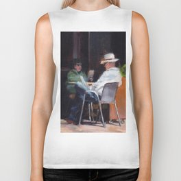 The Out of Towners Biker Tank