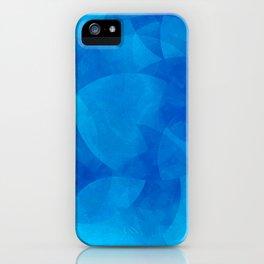 Schnittmenge III Water iPhone Case