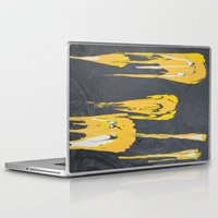 transformers Laptop & iPad Skins featuring Transformers by Maddy Knuth