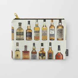 Whisky poster Carry-All Pouch