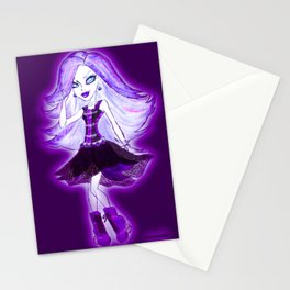 Glowing Ghoul Stationery Cards