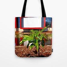STAR Center plant Tote Bag