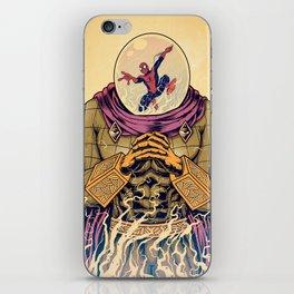 Mysterio iPhone Skin
