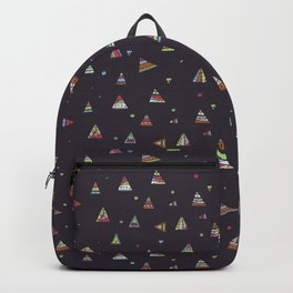 Abstract pattern design Backpack