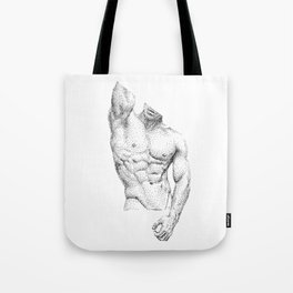 Philippe - Nood Dood Tote Bag