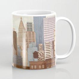 The Big Apple Coffee Mug