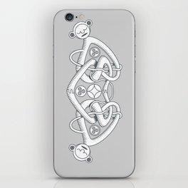 Celtic Triple Heart iPhone Skin