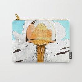 Méduse volante #4 Carry-All Pouch