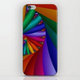 towel full of colors -4- iPhone Skin