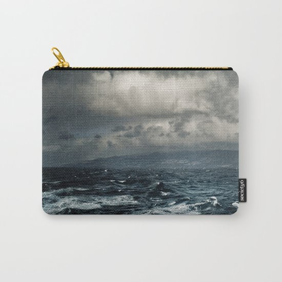 wild ocean Carry-All Pouch