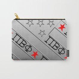 Pi Beta Phi (ΠΒΦ), stars & stripes Carry-All Pouch