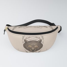 The Bear and Cedar Fanny Pack