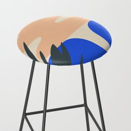 Shape study #14 - Stackable Collection Bar Stool