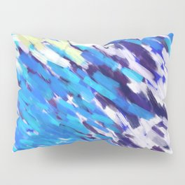 A million strokes of color Pillow Sham