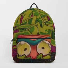 Intergalactic art crimes Backpack