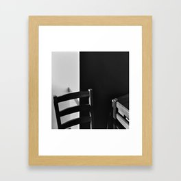 Cathedra Framed Art Print