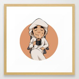 karak Framed Art Print