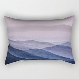 days end Rectangular Pillow