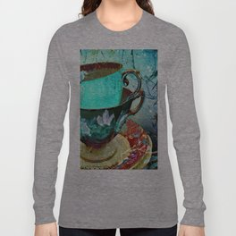 Madhatter's Teaparty No.30 Long Sleeve T-shirt