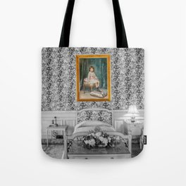 The Breakers Bedroom Tote Bag